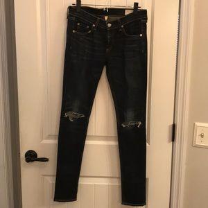 EUC Rag and Bone Skinny Jeans, Size 26